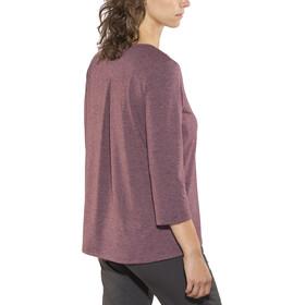 Meru Skara - Camiseta de manga larga Mujer - violeta